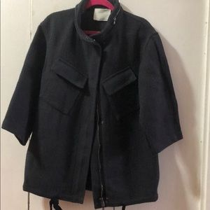over sized phillip lim women's jacket